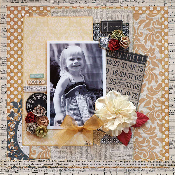 Treasure - My Creative Scrapbook