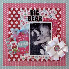 Big Bear - My Creative Scrapbook