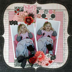 Cheeks & Ears - My Creative Scrapbook