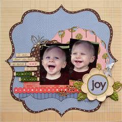 Joy in the Simple Things *My Little Shoebox*