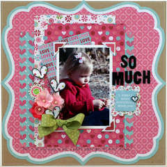 So Much - My Creative Scrapbook