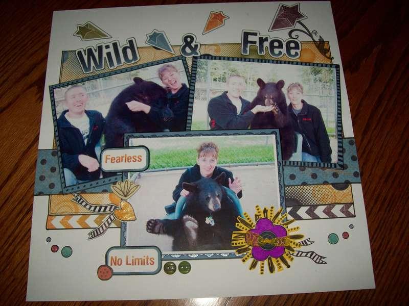 WILD & FREE!!
