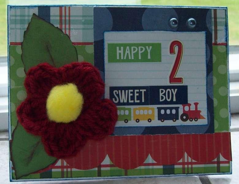 HAPPY 2 SWEET BOY