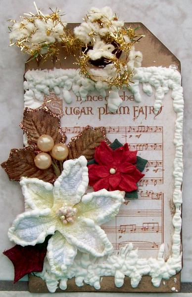 CHRISTMAS TAG!!