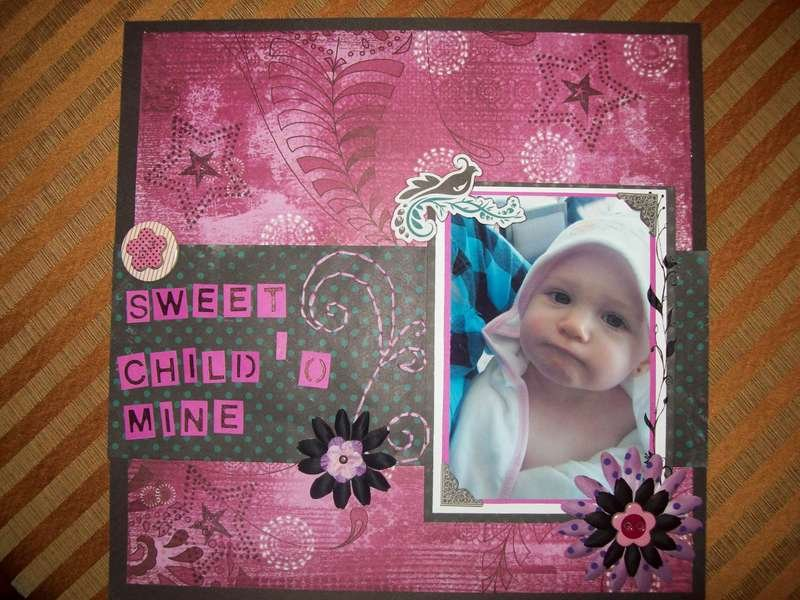 SWEET CHILD ' O MINE 1ST WEEK