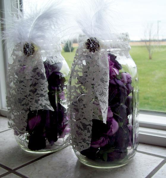 WEDDING JARS!!