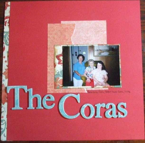 The Coras - BHG Week 6