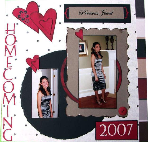 Homecoming -Precious Jewel - Page 1