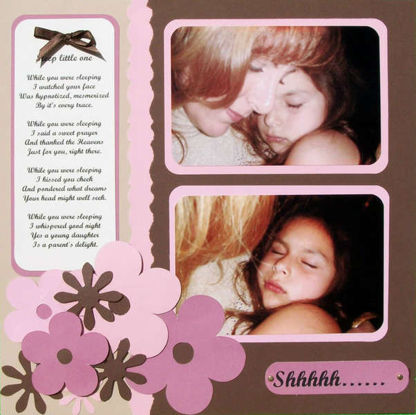 Sleeping Angel Page 1