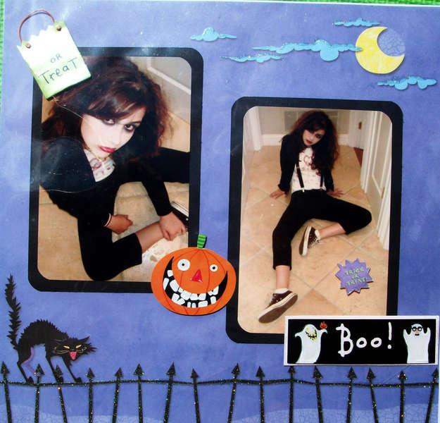 Halloween - Jessica page 1