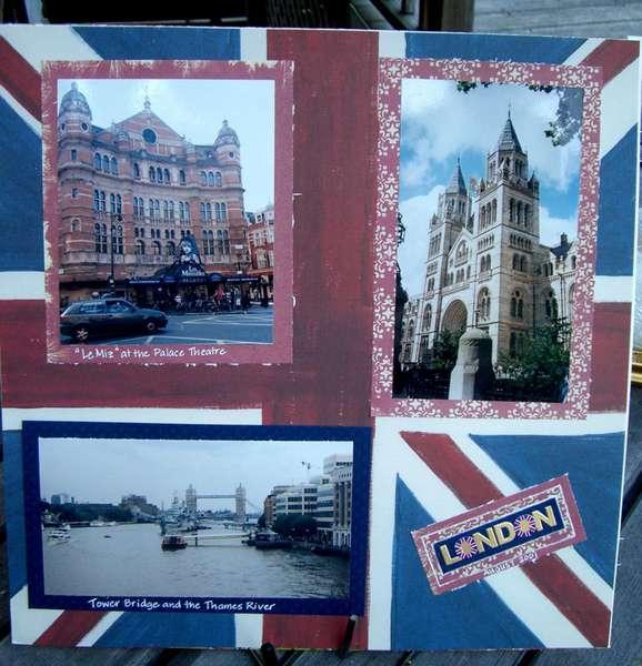 London Scenes 2001