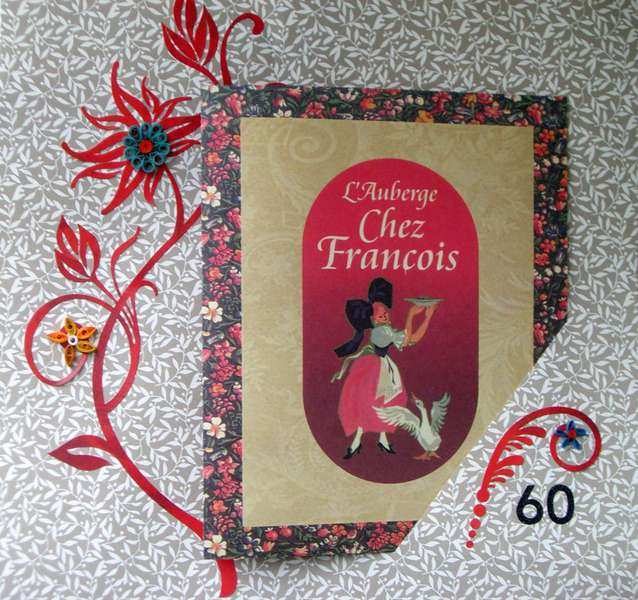 60 Years: Luncheon Menu