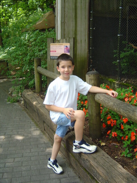 NICHOLAS @ KNOXVILLE ZOO