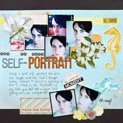 Sketchabilities: The art of a good self-portrait