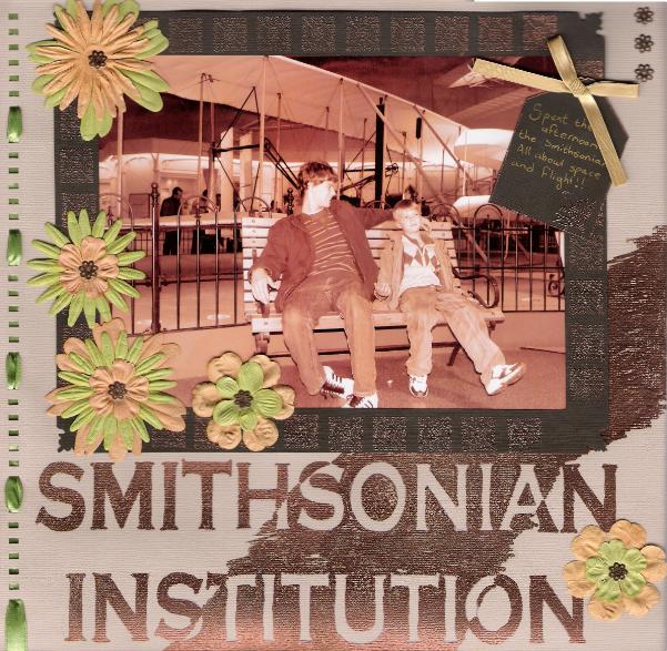 Smithsonian Institute Pg1