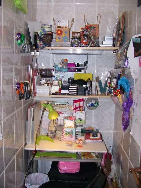 My tiny space!!