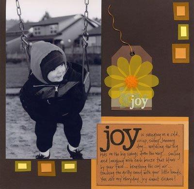 { everyday joy •HOF 2003 }