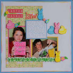 Easter Basket Law