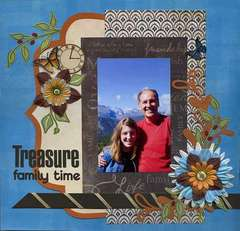 Treasure family time