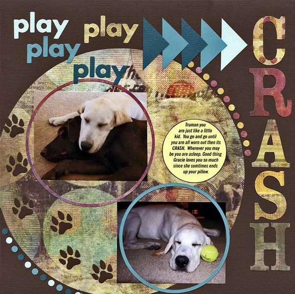 Play, play, play, play, CRASH