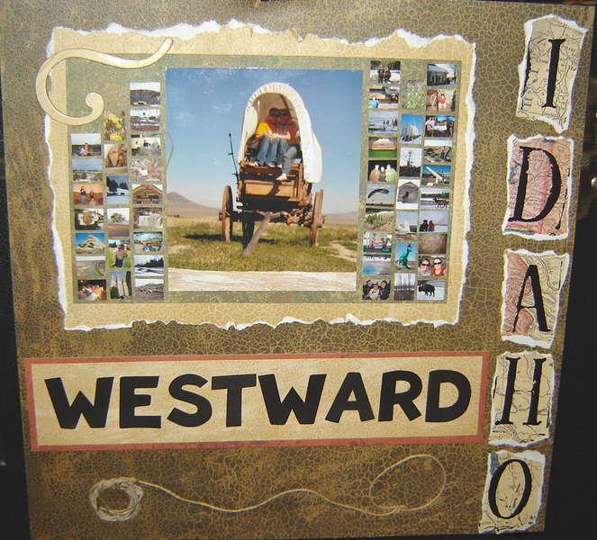 Westward Ho - Idaho