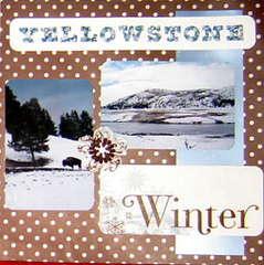 Yellowstone -- Winter