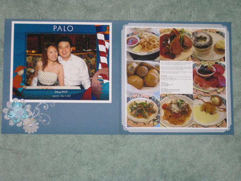 Dinner at Palo