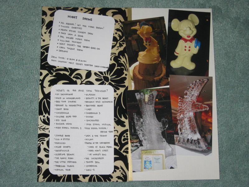 Disney Onboard Activities (2)