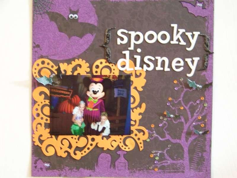 Spooky Disney