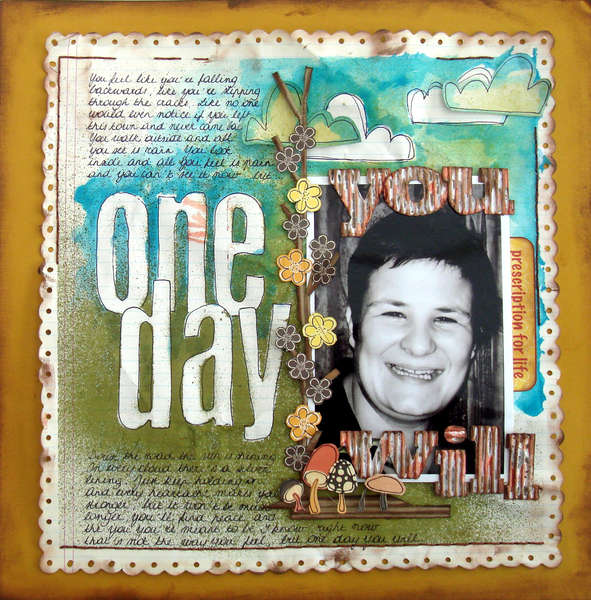 One day you will - KREATORVILLE KRAFTS
