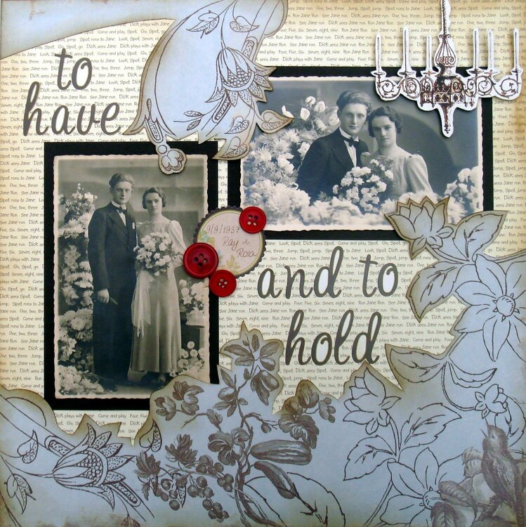 To have and to hold - KREATORVILLE KRAFTS