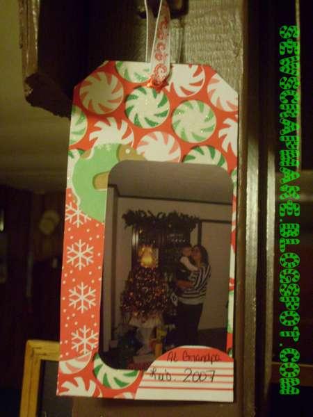 Photo Christmas Orniment