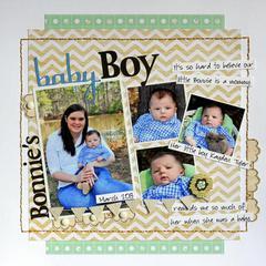 Bonnie's Baby Boy