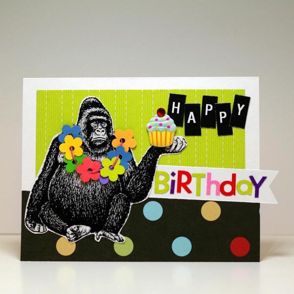Happy Birthday Gorilla