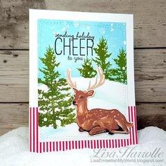 Cheer to You Deer