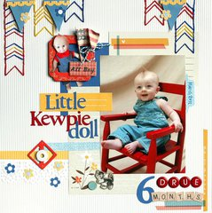 Little Kewpie Doll