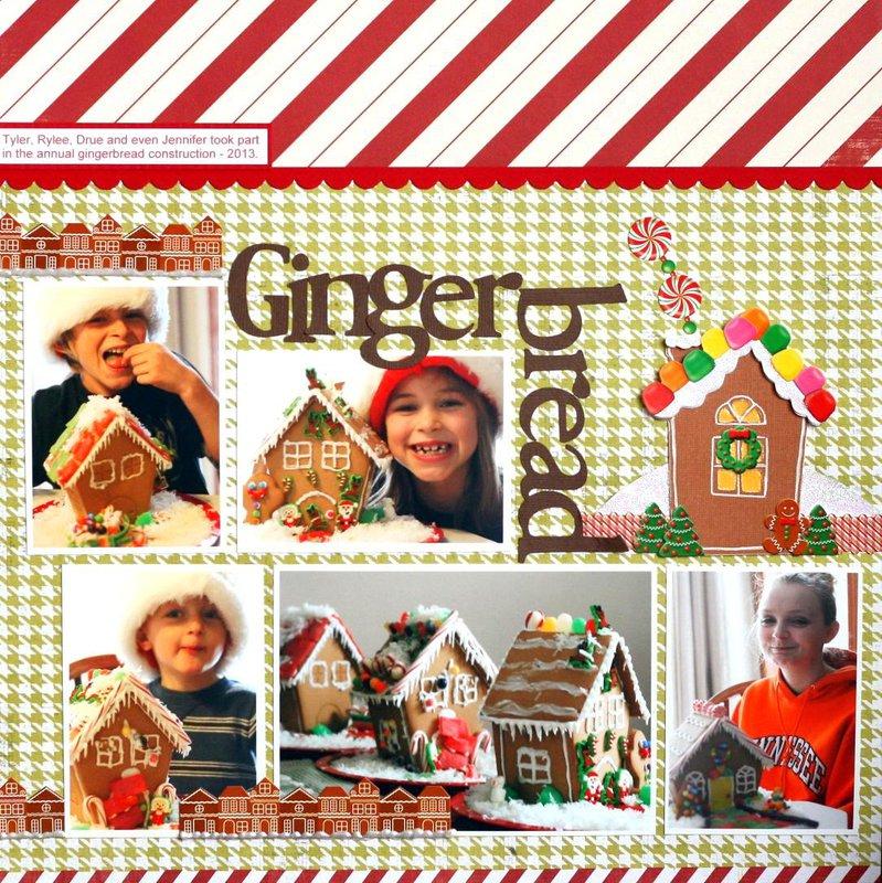 Gingerbread 2013