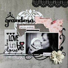 Grandma in Love