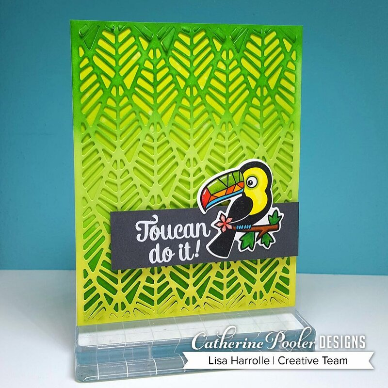 Toucan do it with cover die.