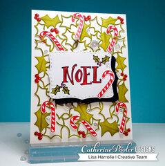 Holly and Berries Noel