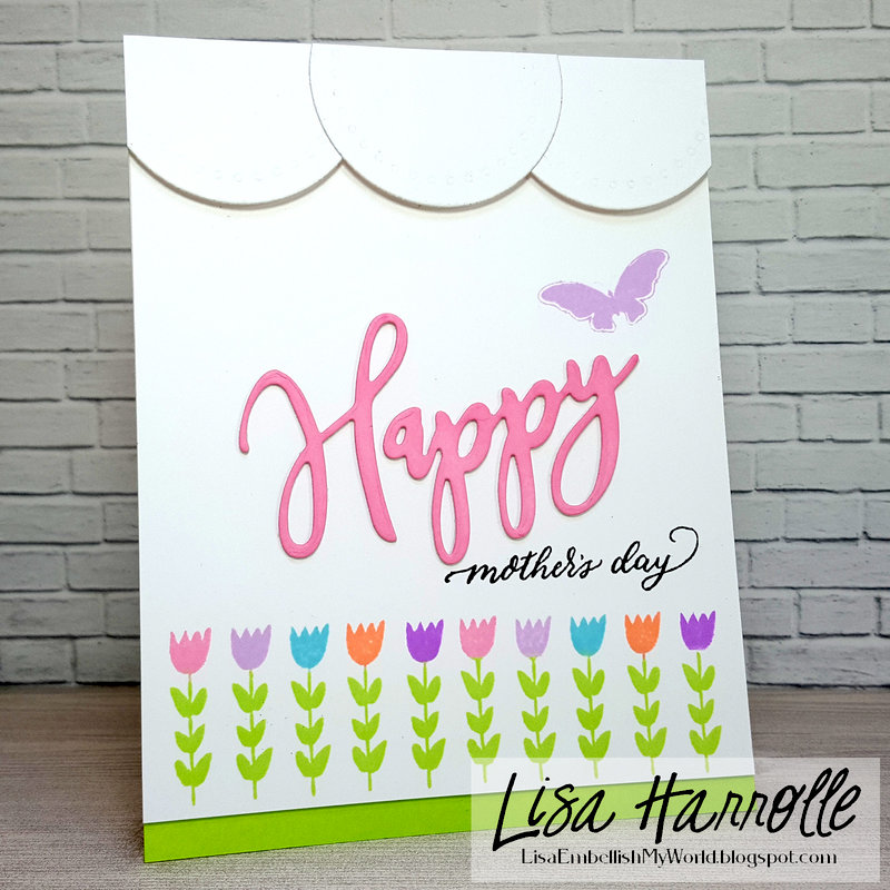 Congratulations - Spring Fling Blog Hop