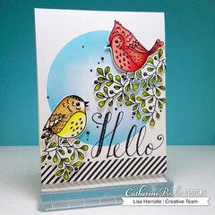 Hello Fluttering Friends