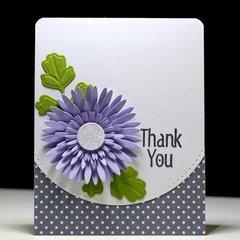 Thank You Purple Mum