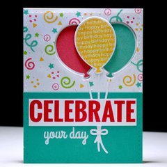Celebrate Your Day Balloons