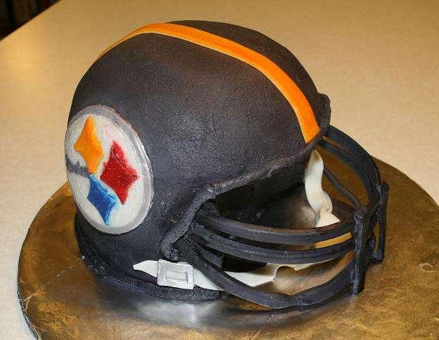 Go Steelers! Cake