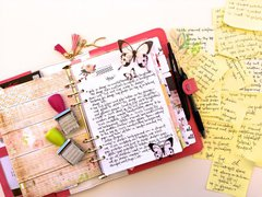 Planner Notes Layout