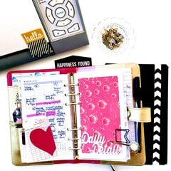 Color Crush Planner Daily Details