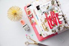 Hello Love Planner Pocket Divider