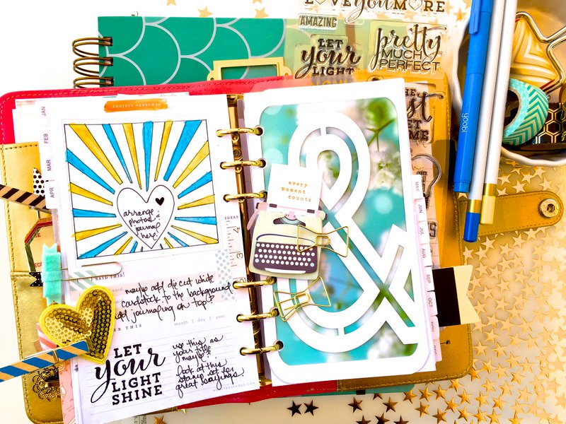"Webster's Pages Color Crush ""Dashboard"""