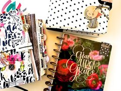 Planners and Journaling Bible